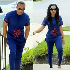African dresses for couples, african outfits for couples, african couple outfits Couples African Outfits, African Dresses Men, Couple Outfits, African Attire, African Wear, African Women, Couple Clothes, African Style, Family Clothes