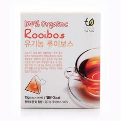 유기농 루이보스 15g (1.5g*10티백)  3,200원  커피/차