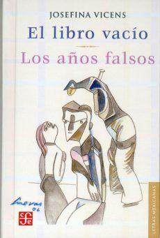 El libro vacío, Josefina Vicens. Una lección de escritura.  Octubre 2012
