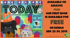 Stanley and Katrina: Our Second Book is Available Today AND Download the E-book of our First Book Free (9/22-9/24/14) #free #book #kidlit