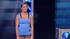 WATCH: 5-foot gymnast becomes 1st female 'Ninja Warrior' finalist