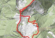 Illinger Alm-Runde - BERGFEX - Wanderung - Tour Salzburger Land Tours, Unique, Circuit, Hiking