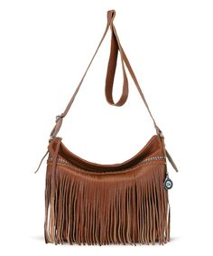 This The Sak Sierra Leather Crossbody Bag by The Sak is perfect! #zulilyfinds