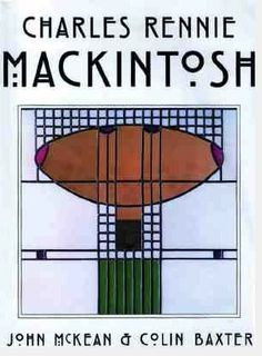 Mackintosh poster showing the style of text