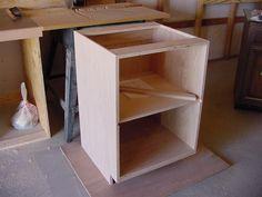 Basic Garage Cabinet Plans