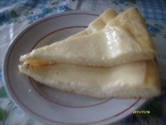 Пирог сметанник