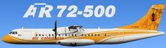Air Caledonie ATR 72-500