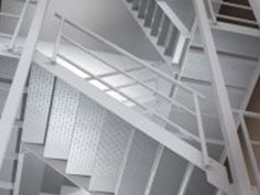 We have over 35 years experience in the fabrication and installation of internal and external steel fire stairs.