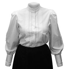 Abbington Blouse - White [002344]