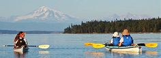 Shearwater Kayak Tours - Orcas Island kayak and wildlife tours. (San Juan Islands, Puget Sound, Washington State) I have used this company several times with great success. Beautiful area, fun trips!