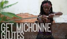 You'd have to be living under a rock if you haven't yet seen an episode of the cult tv show, The Walking Dead. And if you have seen the show, you know that Michonne is one of the many badasses in t...