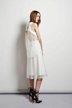 back layer Marissa Webb   Pre-Fall 2014 : Minimal + Classic