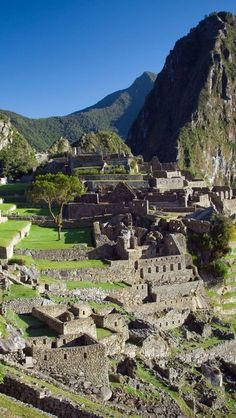 Machu Picchu, Peru Peru is a possible retirement destination for us. So, we'll have to check it out too.....