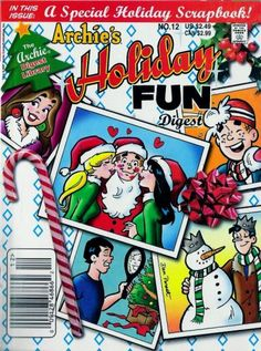 200 Comic Book Covers Celebrating The Holiday Season