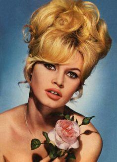 Bardot adorned.