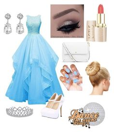 """""""Prom Queen"""" by bruhitsmimi on Polyvore featuring Tory Burch, Kenneth Jay Lane and Bling Jewelry"""