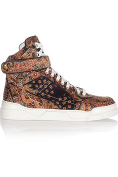 e887d8a225 Givenchy Batik Sneakers as seen on Jourdan Dunn Givenchy Sneakers