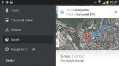 Google Maps pentru Android – nu o folosesti ?