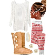 """""""Comfy OOTD"""" by southernbelle on Polyvore"""