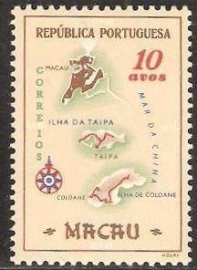 1956. 10 Avos.