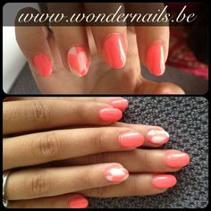 Great heart accentnails ❤
