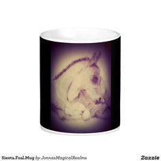 Siesta.Foal.Mug Classic White Coffee Mug