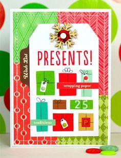 :: December SWAG bag spotlight :: Lisa Swift for Paper Issues
