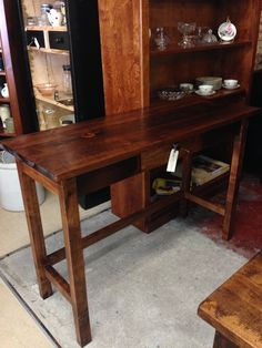 Perfect Laptop Desk For Small Spaces From Kountry Kat Durham Ontario