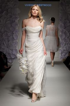 vivienne westwood bridal gown..., how much for a matching body?