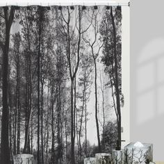 Creative Bath Sylvan Shower Curtain