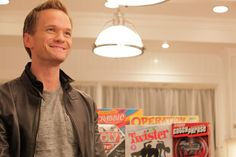 Hasbro Games Coupons and Behind the Scenes with Neil Patrick Harris