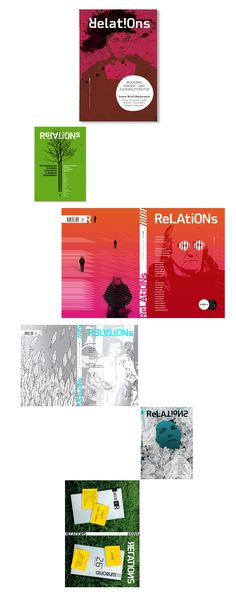 RELATIONS_covers of magazine
