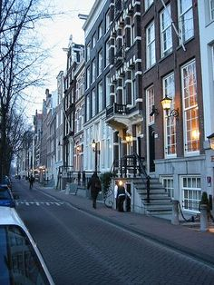 Amsterdam. I want to go here purely for the grand fact that Hazel Grace and Augustus go here to see the author of Imperial Infliction(I think that's what it is(the books name))