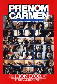 Prénom Carmen (1983, dir. Jean-Luc Godard)