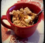 Fast Paleo » Baked Apple Oatmeal - Paleo Recipe Sharing Site