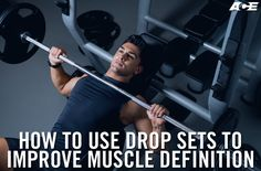 For those interested in rapid muscle growth, drop sets can be an effective strategy to create the necessary overload to initiate physiological changes in the size and shape of the muscle. Here are four reasons why drop sets work, along with a few ways you can use them to achieve gains.