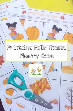 Free Fall Memory Game from Schooling a Monkey