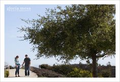 Ronald Reagan Library Engagement Session by Gloria Mesa Photography