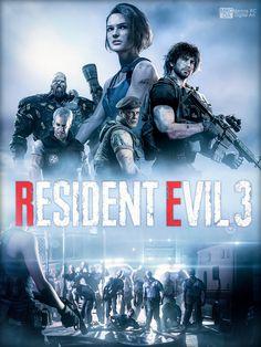 Pin On Resident Evil 3 Remake