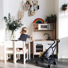 """@ministyleblog on Instagram: """"the perfect little play space @polly__loves"""""""