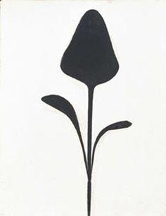 Ellsworth Kelly Plant II 1949