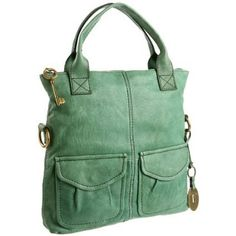 Fossil Modern Cargo Convertible Tote - designer shoes, handbags, jewelry, watches, and fashion accessories | endless.com