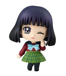 Bishoujo Senshi Sailor Moon - Tomoe Hotaru - Petit Chara Bishoujo Senshi Sailor Moon Motto ☆ Otome no Gakuen Seikatsu yo! Hen - Petit Chara! Series - School Uniform Ver., Version B (MegaHouse)
