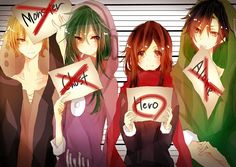 Tags: Anime, Fanart, Pixiv, Fanart From Pixiv, Kagerou Project