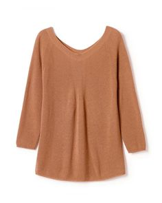 Benetton Sweater with inlay