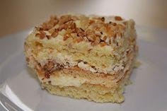 Kapris, ein beliebtes Rezept aus der Kategorie Kuchen. Bewertungen: 9. Durchschnitt: Ø 4,1.