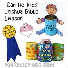 1000 images about bible lessons for children on pinterest for Joshua crafts for sunday school