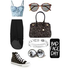 Summer in black