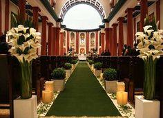 585517 Corredor da igreja para casamento ideias para decorar 1 Corredor da igreja para casamento: ideias para decorar