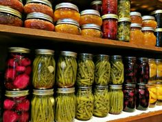 CANNING INDEX...Lots of canning recipes